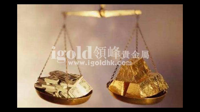 黄金/美元